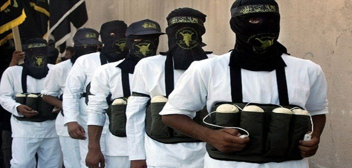 Islamic Suicide Bomber Trainer Mistakenly Blows Up His Entire Class