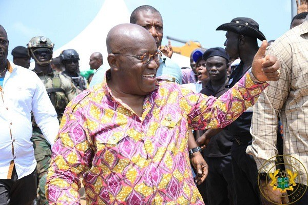 This year's Christmas will be great because money has come - Akufo-Addo assures Ghanaians