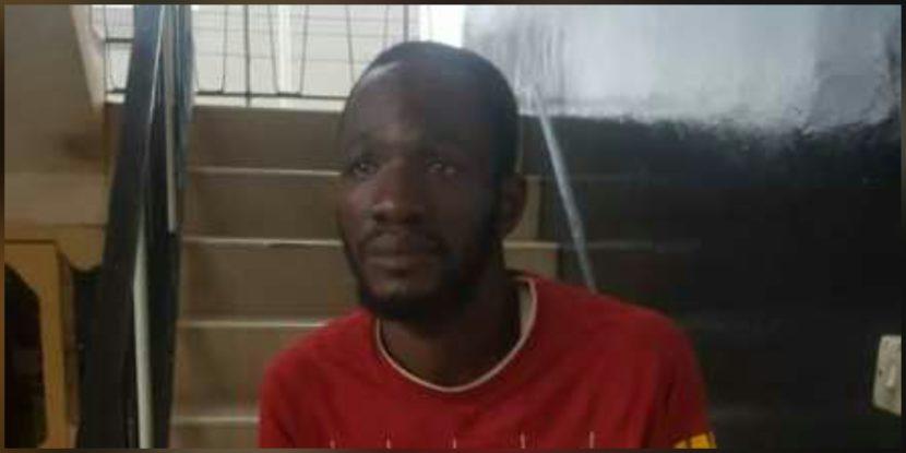 Just In: Police grab 'killer' of Otumfuo's Asamponhene