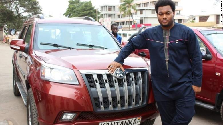 apostle kwadwo safo electric cars