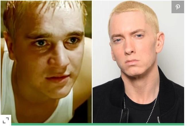 Original Stan Devon Sawa proves he's still Eminem's biggest fan with birthday message