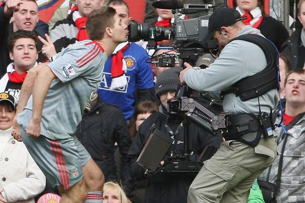 20 memorable Manchester United vs Liverpool matches in the 21st century