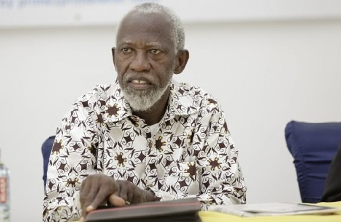 Professor Stephen Adei is the Board chairman of GRA