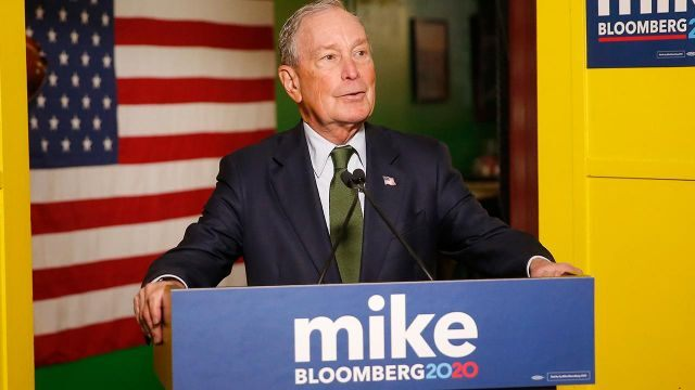 Bloomberg campaigns issues warning for Democrats; Obama reportedly thinks Biden doesn't connect with voters