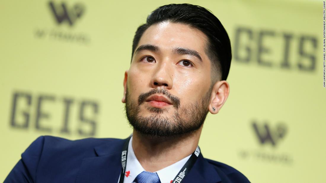 Political news  news politics  Trump news  democrats news  republican news Taiwanese-Canadian actor Godfrey Gao dies filming reality TV show – CNN