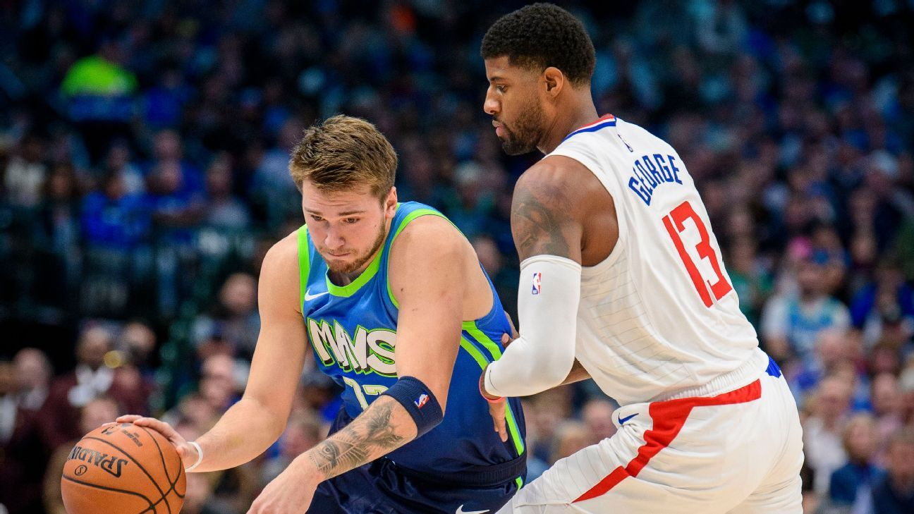 Latest Sports News: Paul George — Clippers' offense 'work in progress,' but defense 'scary' – ESPN