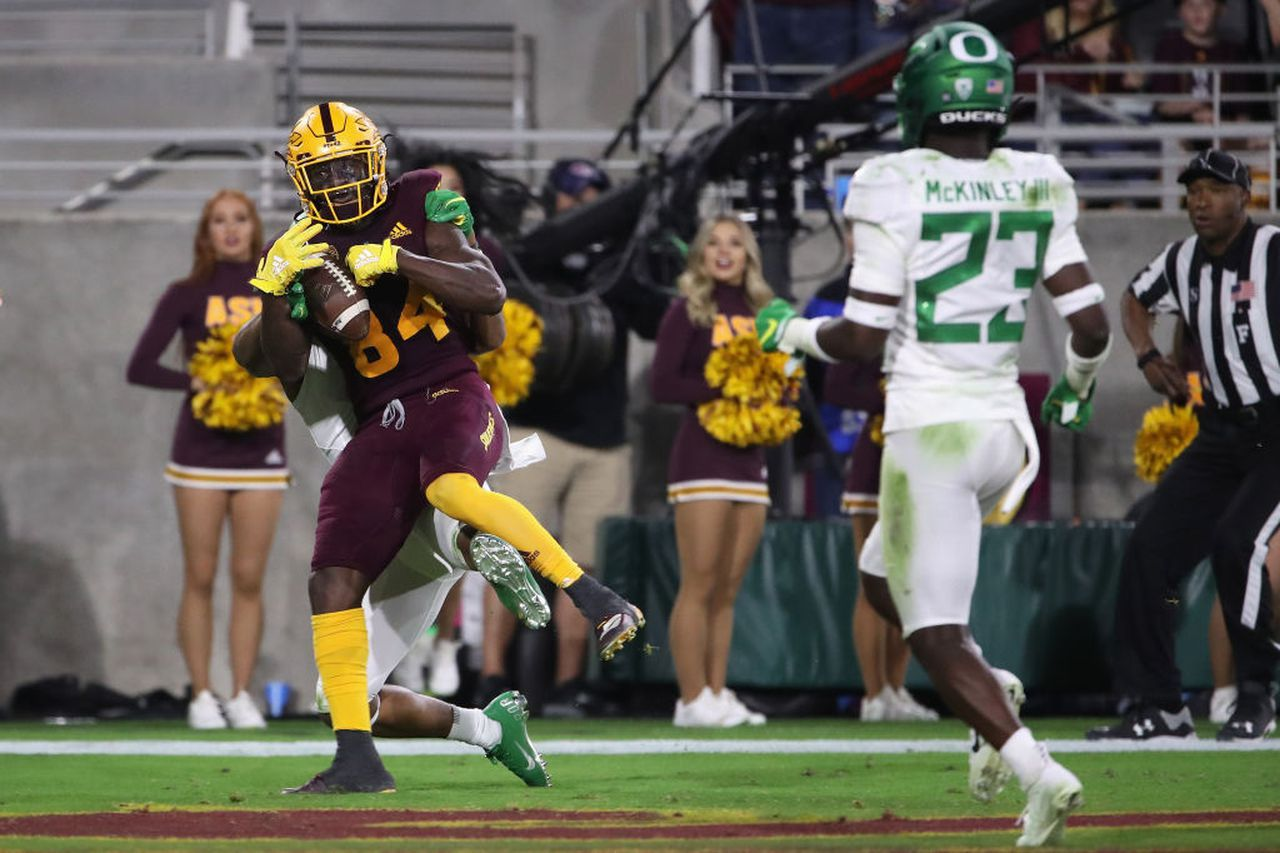 Latest Sports News: Contextualizing the rarity of an 81-yard touchdown on third-and-16 and how Oregon Ducks intend to address pas – OregonLive