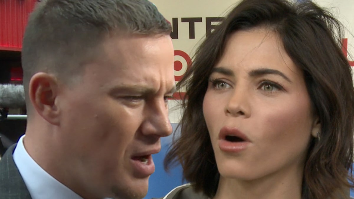 Political News: Channing Tatum, Jenna Dewan's Nasty Divorce, FaceTime & Child Support Claims – TMZ