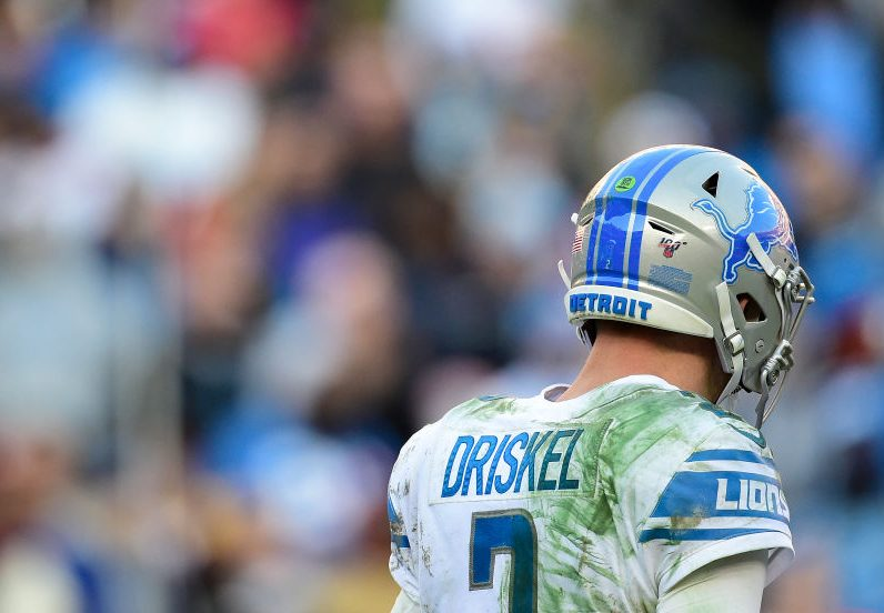 "Latest Sports News: Jeff Driskel says hamstring is ""better,"" but Lions worked out QBs on Tuesday – NBCSports.com"