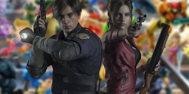 Tech News: Resident Evil Is Coming to Super Smash Bros. Ultimate – Comicbook.com