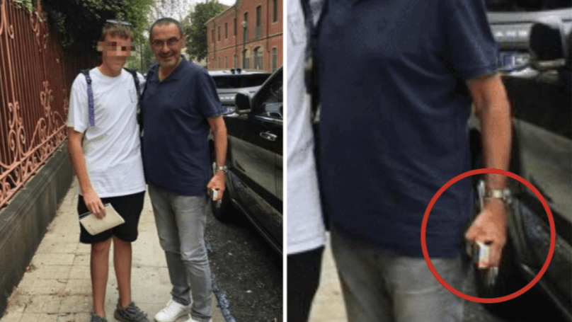 Sports News: Juventus 'Irritated' By Maurizio Sarri After He Refused To Stop Smoking Even While Struggling With Pneumonia