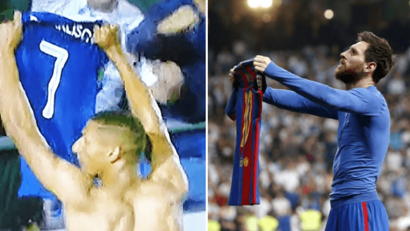 Sports News: Richarlison Gets The Lionel Messi Shirt Celebration All Wrong