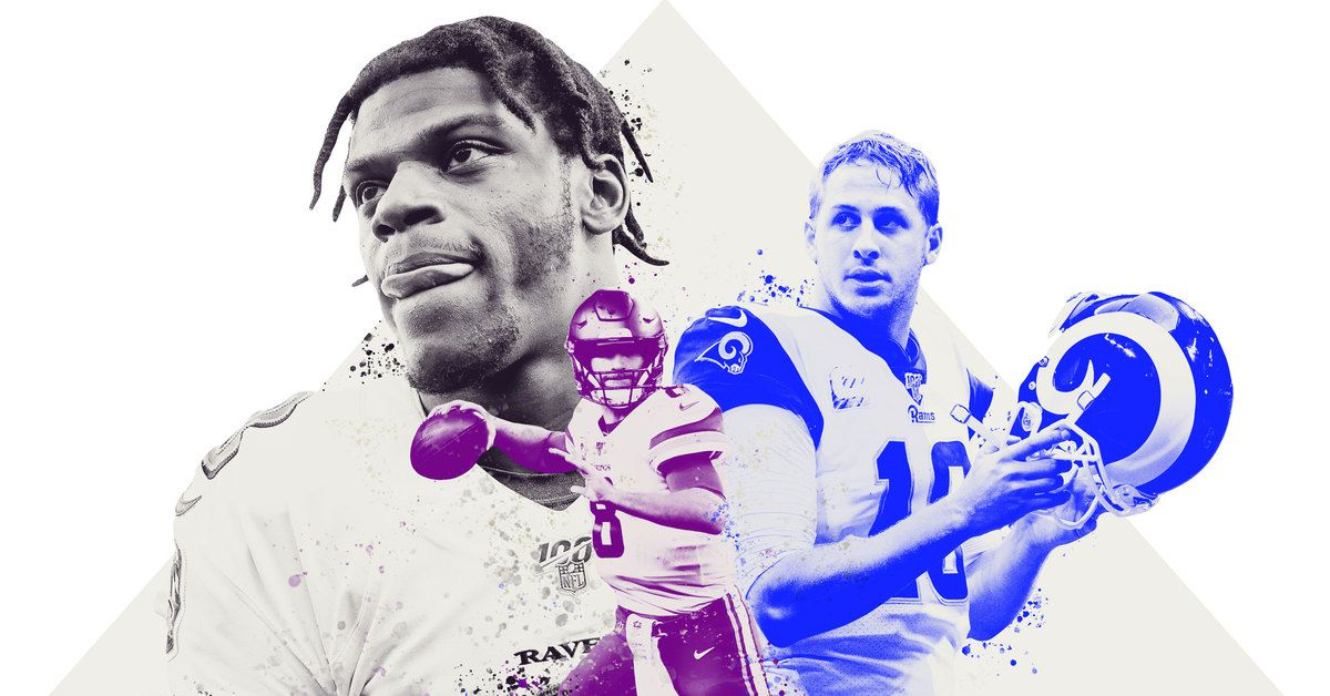 Latest Sports News: NFL Three-Quarter Power Rankings: Lamar Jackson's Ravens Are No Fluke – The Ringer