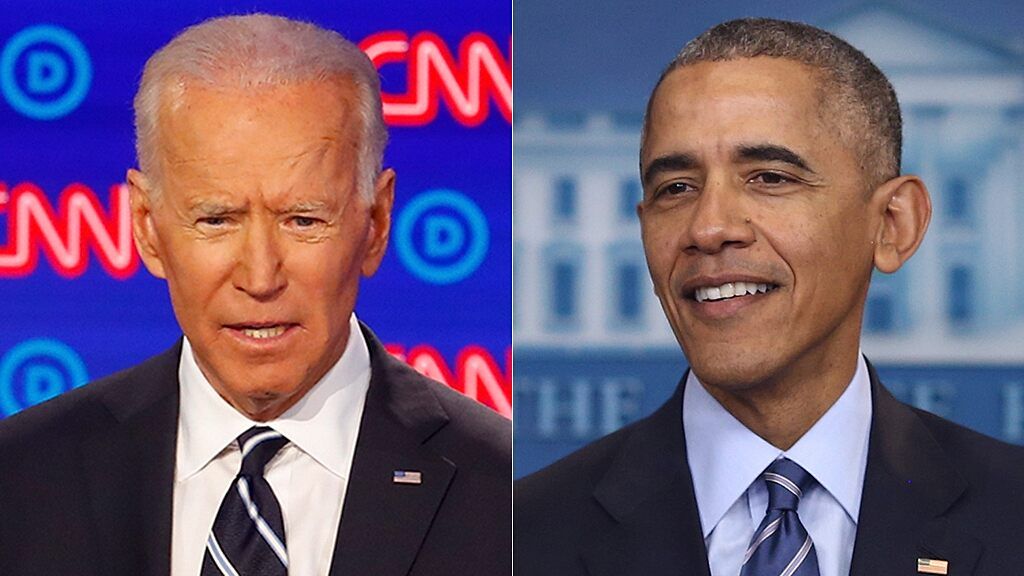 Fox news today: Obama's Biden dig latest sign ex-president's inner circle has doubts about his veep