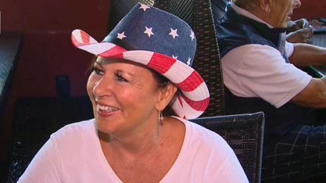 Fox news today: Florida voters loving President Trump