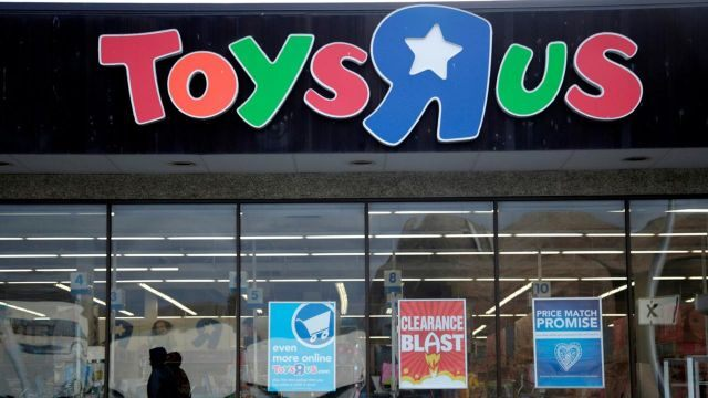 Fox news today: Toys 'R' Us makes a comeback; Popeyes serves up Thanksgiving turkey