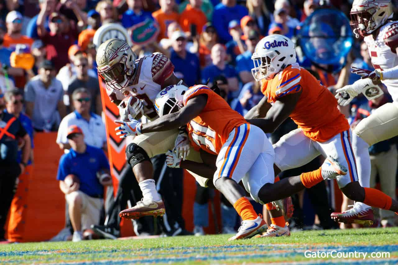 Latest Sports News: Florida only has to do one thing to beat FSU comfortably – GatorCountry.com