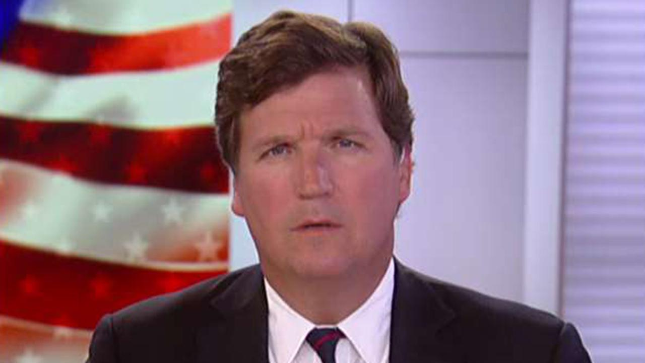 Fox news today: Tucker Carlson: Instead of destroying Trump, impeachment appears to have made him stronger — like Godzilla