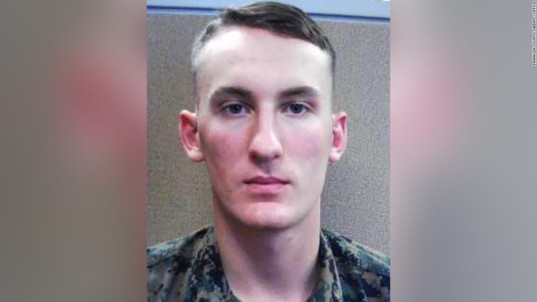 Political News: Marine deserter wanted for murder is captured in Virginia, authorities say – CNN International