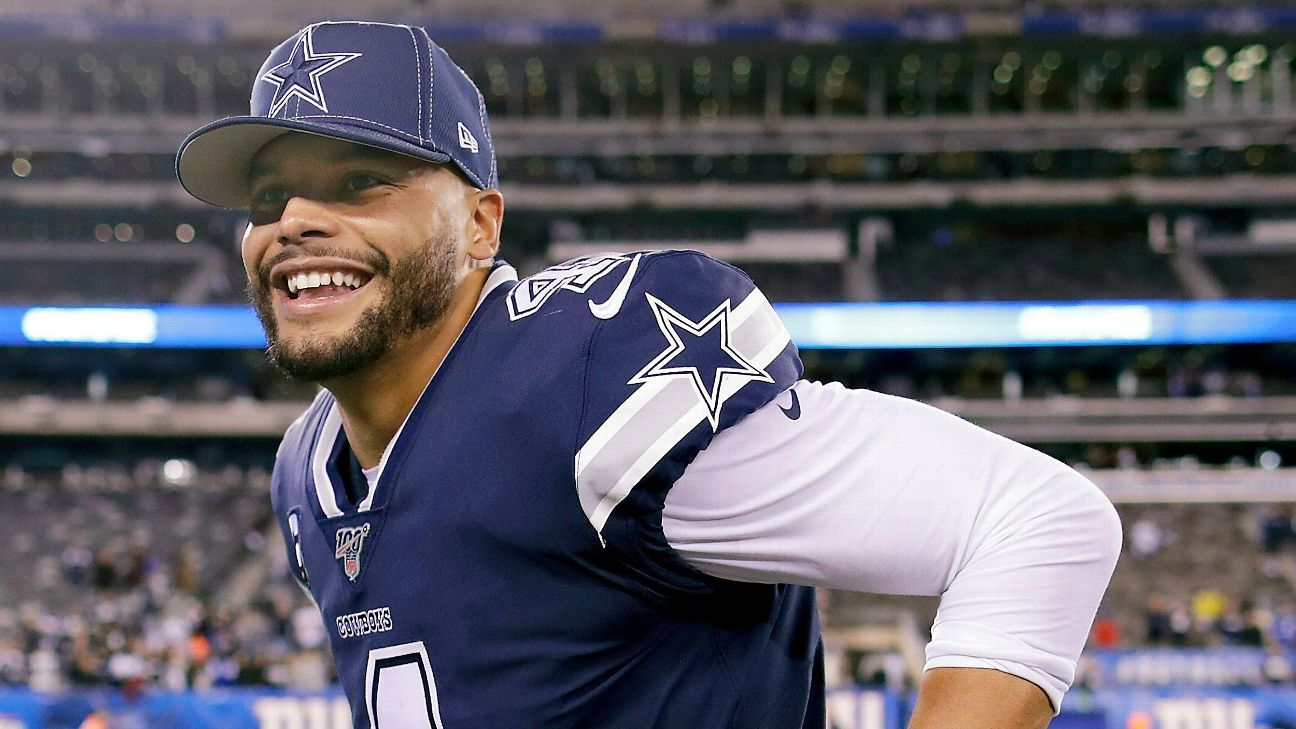 Latest Sports News: NFL execs predict Dak's (and Dallas') future – He bet on himself … and will win – ESPN