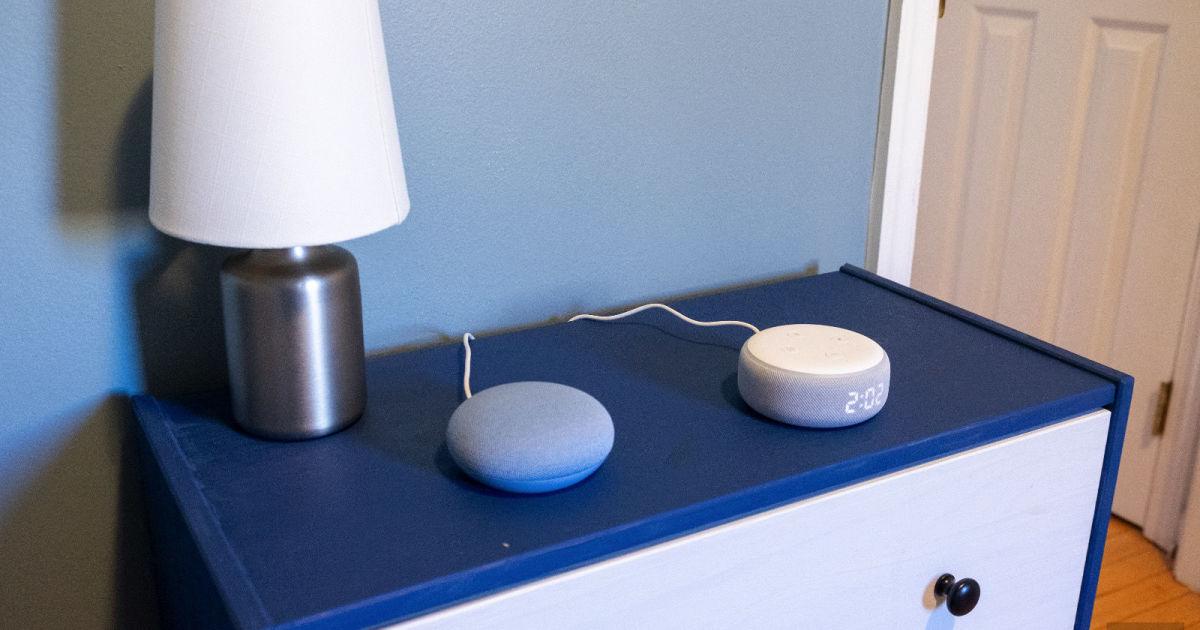 Political News: Google's Nest Mini vs. Amazon's Echo Dot: pick your assistant – Engadget
