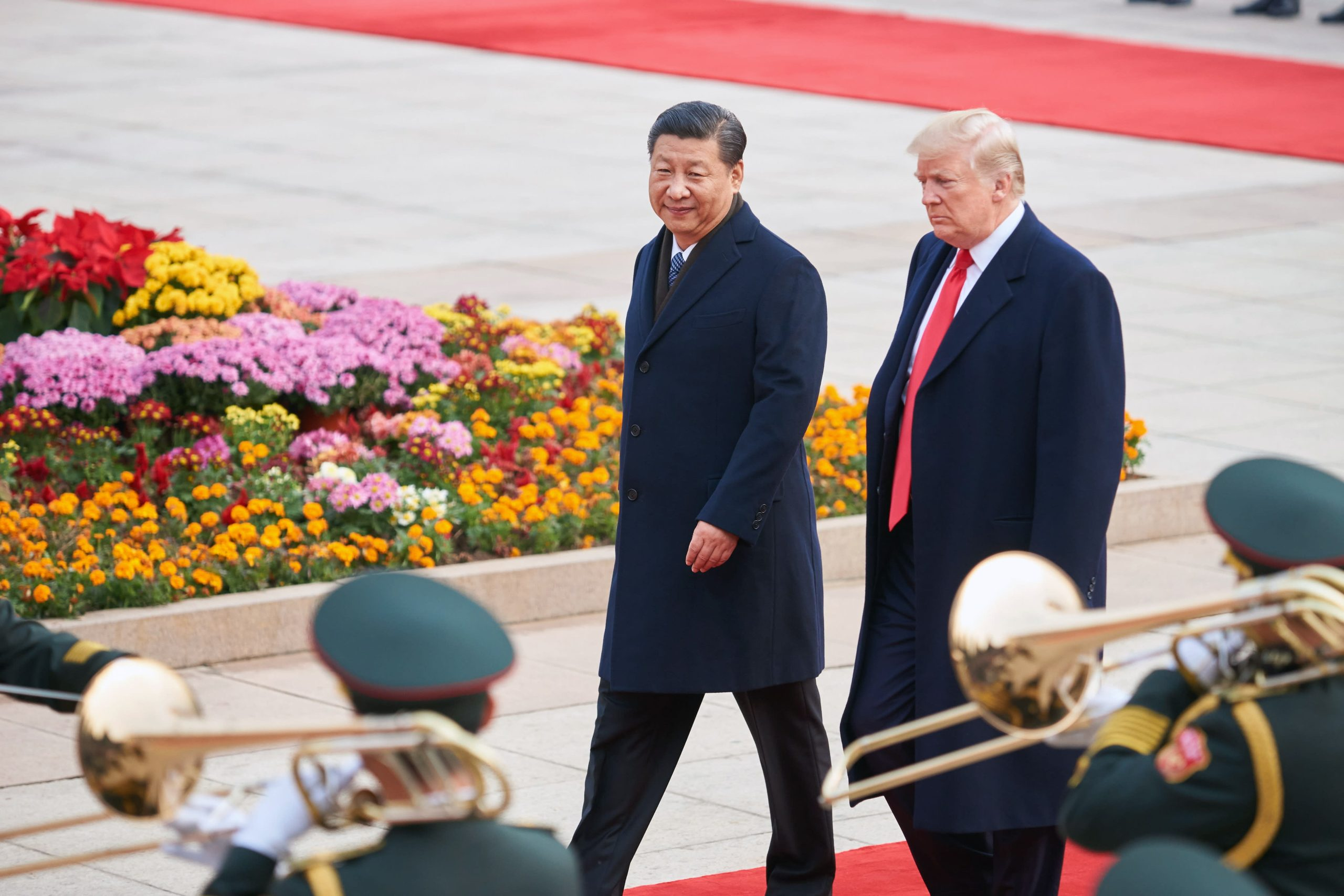 Political News: China accuses US of 'sinister intentions' after Trump signs bills supporting Hong Kong protesters – CNBC