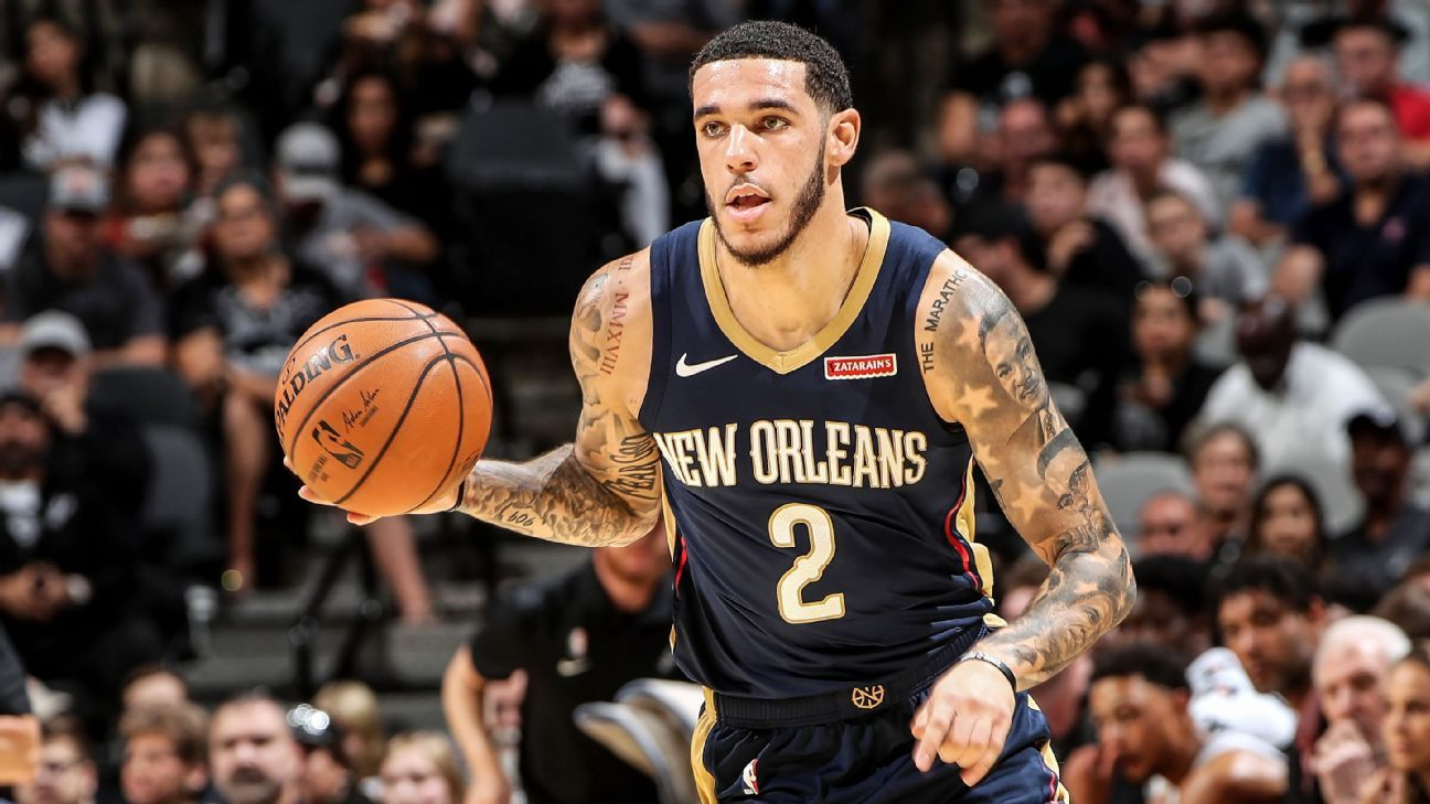 Latest Sports News: Pelicans guard Lonzo Ball (illness) ruled out against Lakers – ESPN