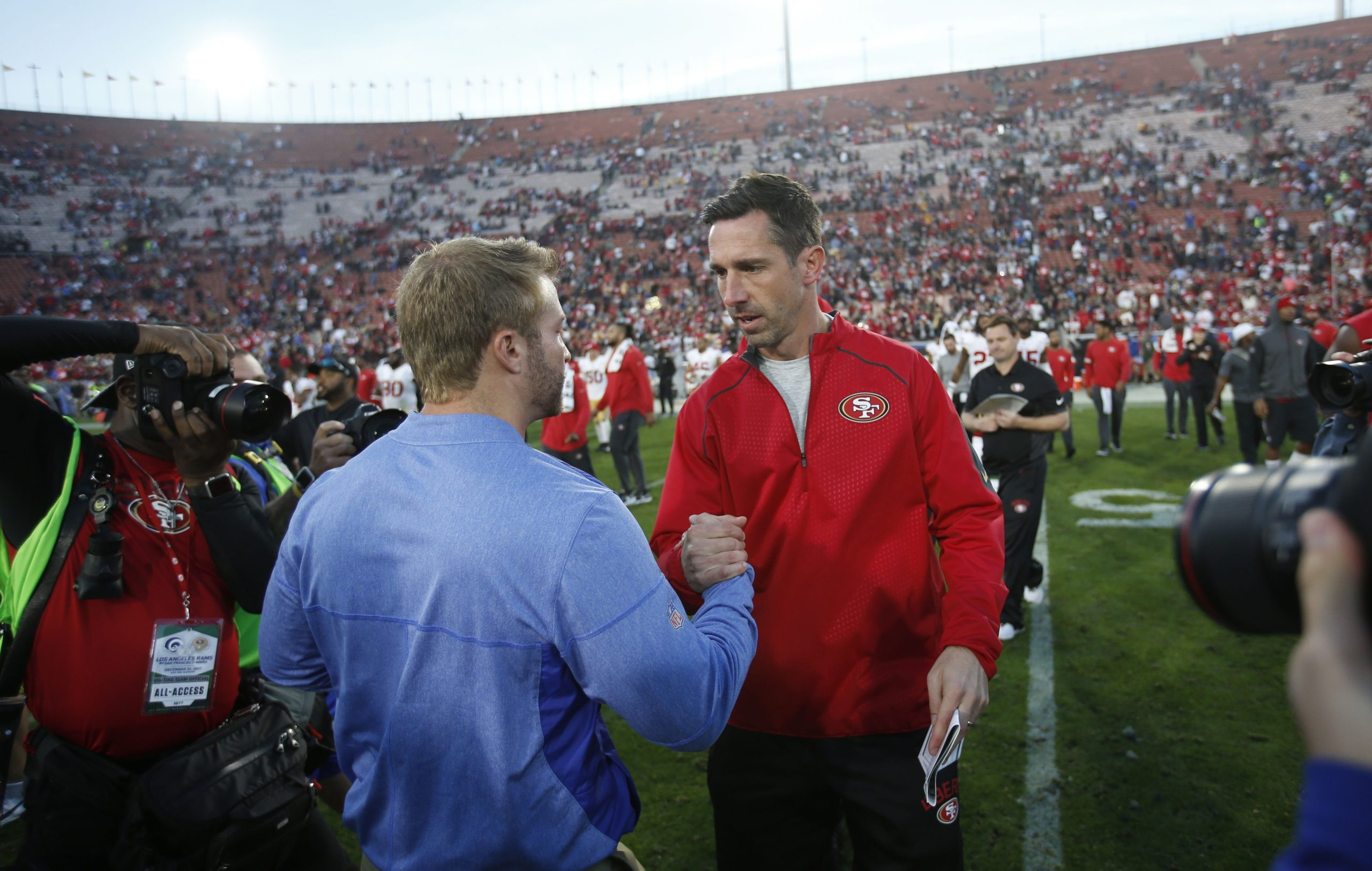 Latest Sports News: Move over, McVay: Why teams will be trying to find the next Kyle Shanahan – Yahoo Sports
