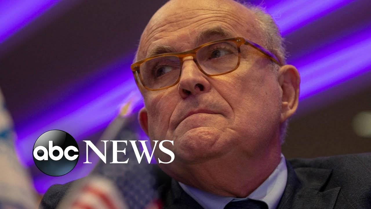 Political News: New reports claim Giuliani was negotiating deals with Ukraine – ABC News