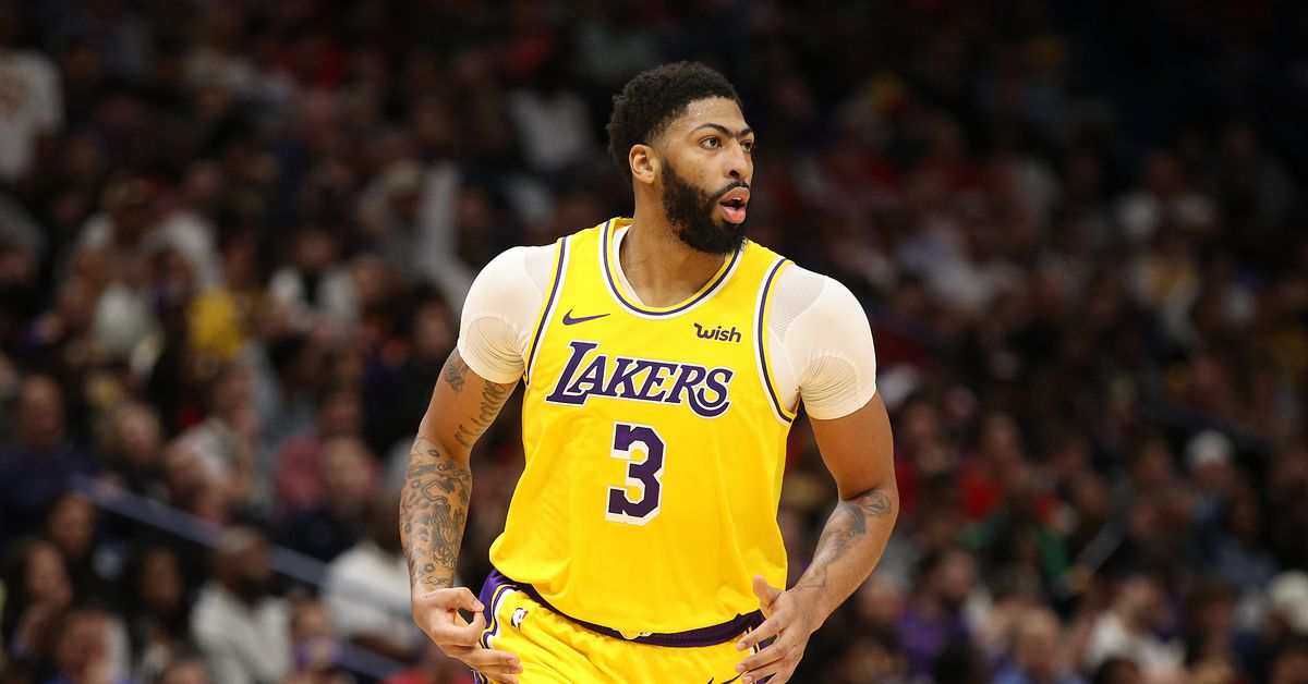 Latest Sports News: Lakers vs. Pelicans Final Score: Davis stars in return to New Orleans – Silver Screen and Roll
