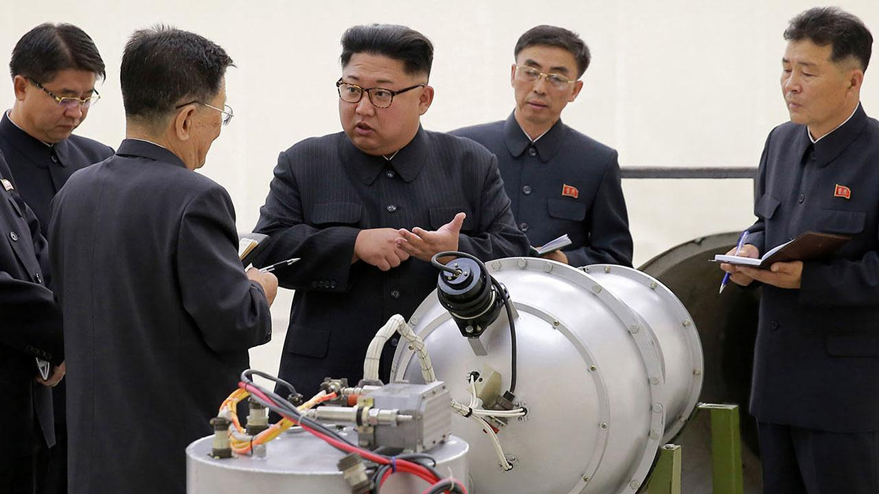 Political News: North Korea has fired an unidentified projectile, Seoul says – Fox News