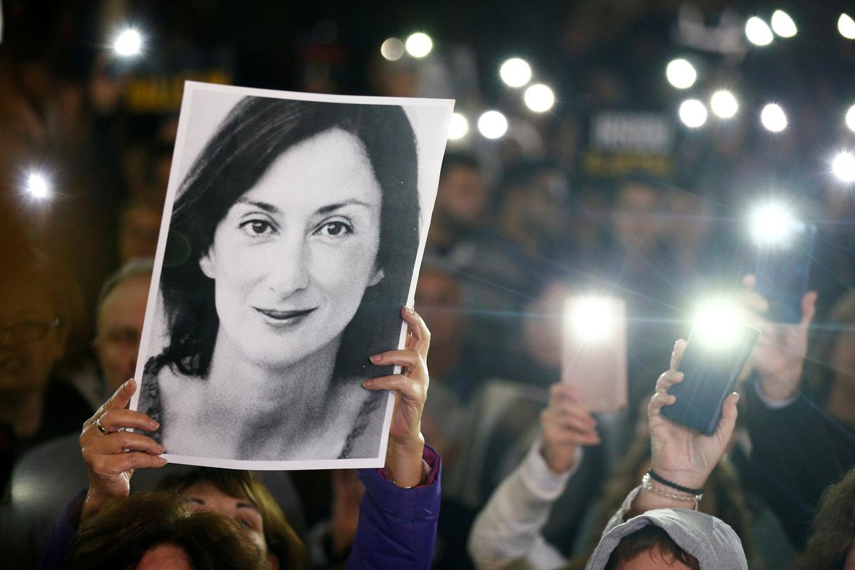 Political News: Exclusive: Daphne murder accused details plot to kill for 150,000 euros – Reuters