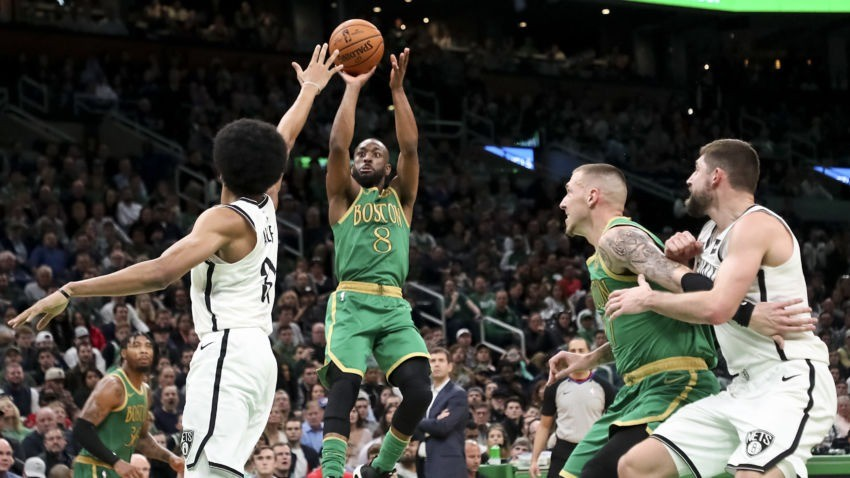 Latest Sports News: 8 notes and observations from the Celtics' win over the Kyrie Irving-less Nets – Boston.com