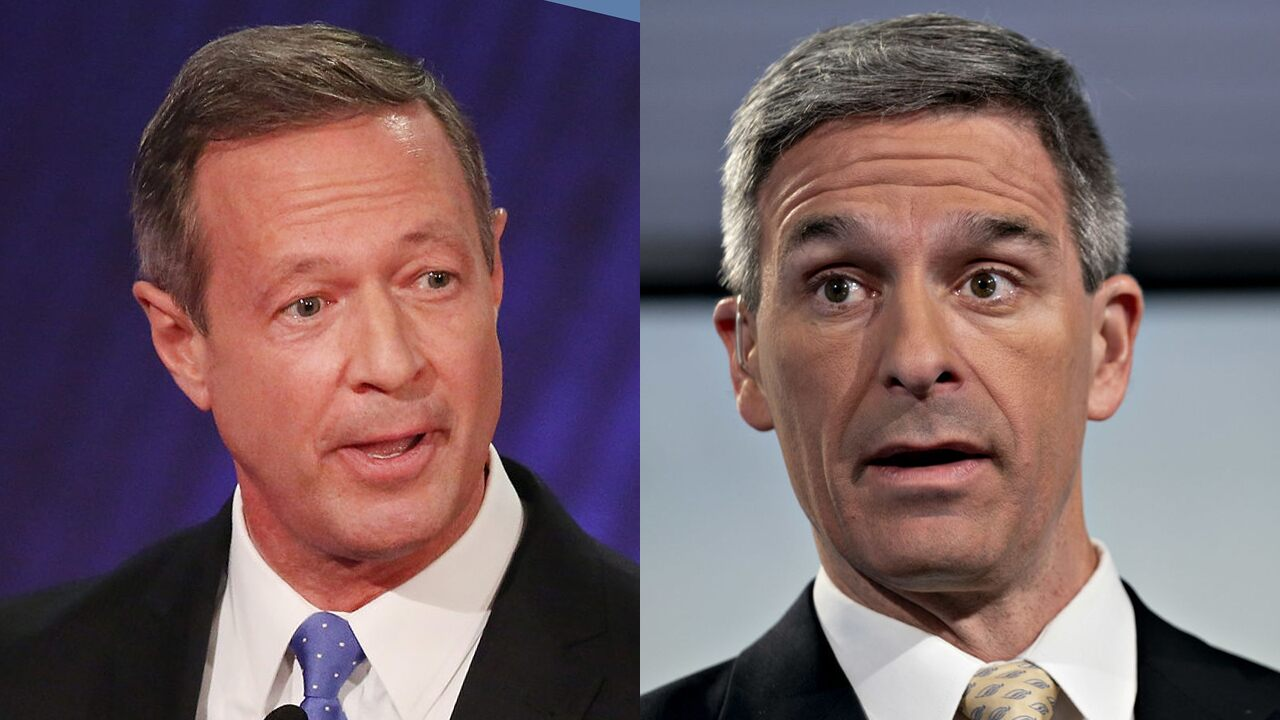 Fox news today: Cuccinelli fires back at O'Malley, calls behavior 'sad' and 'shocking'