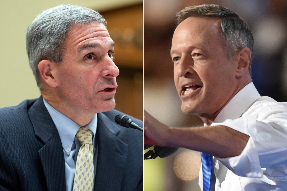 Political News: Homeland Security's Ken Cuccinelli driven out of D.C. bar after fight over immigration – New York Post