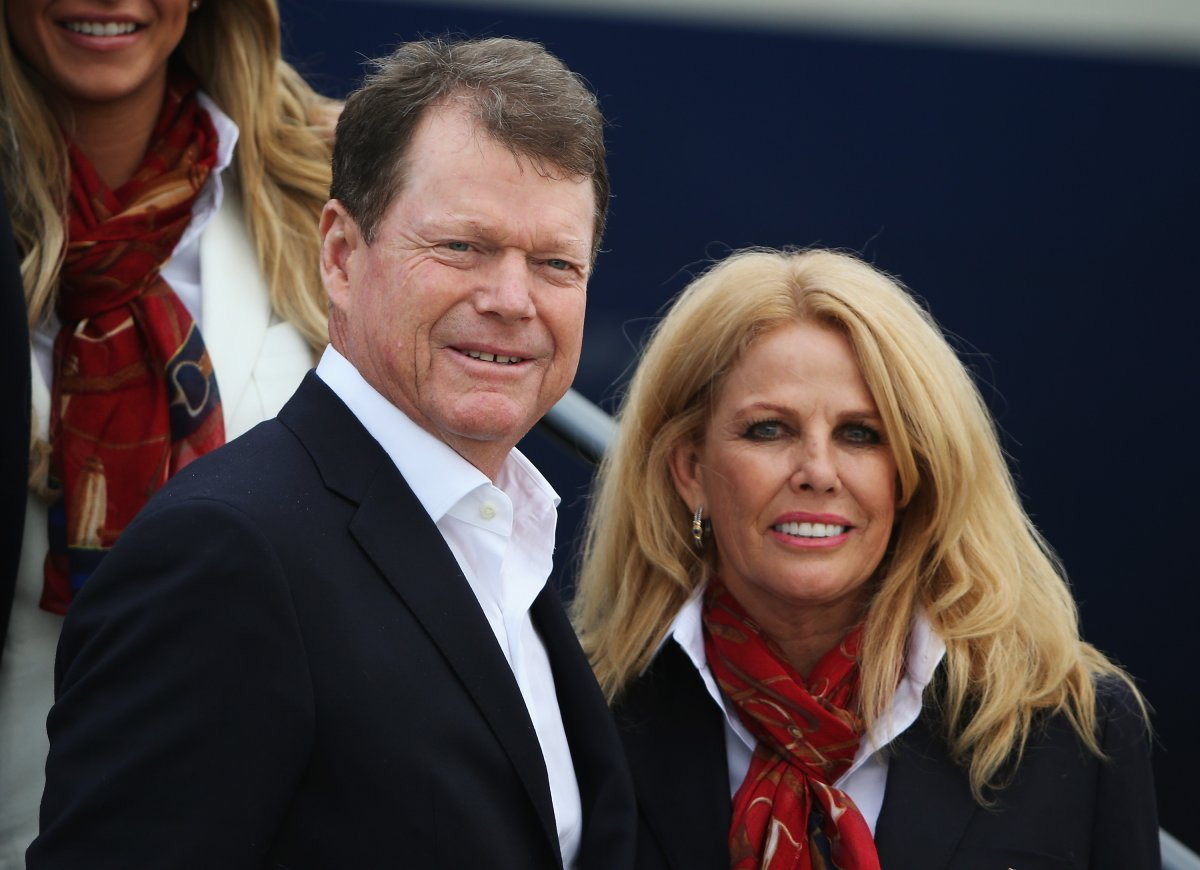 Latest Sports News: Tom Watson's wife, Hilary, dies at age 63 after battle with pancreatic cancer – WDAF FOX4 Kansas City