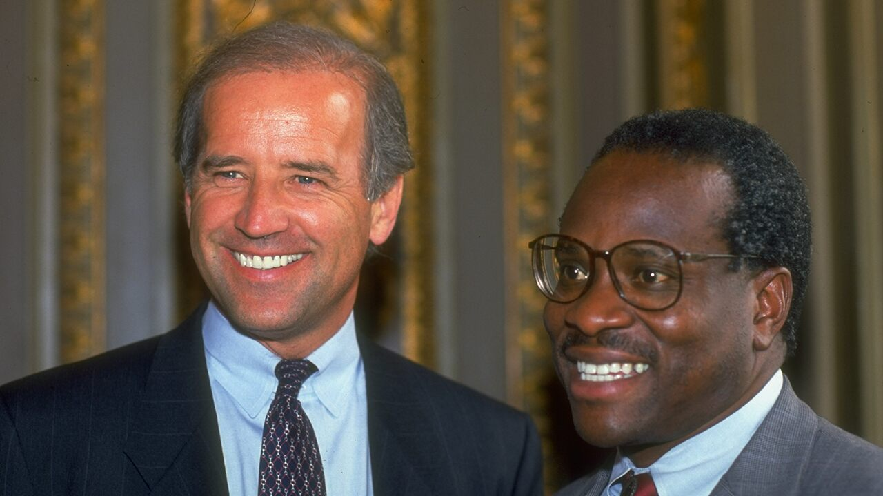 Fox news today: Clarence Thomas criticizes Biden's handling of confirmation process in new documentary
