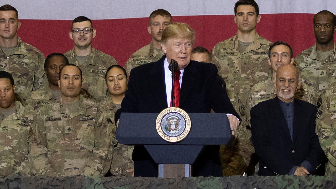 Fox news today: James Carafano: Trump's Afghanistan trip shows he's no isolationist – Illustrates a Trump Doctrine