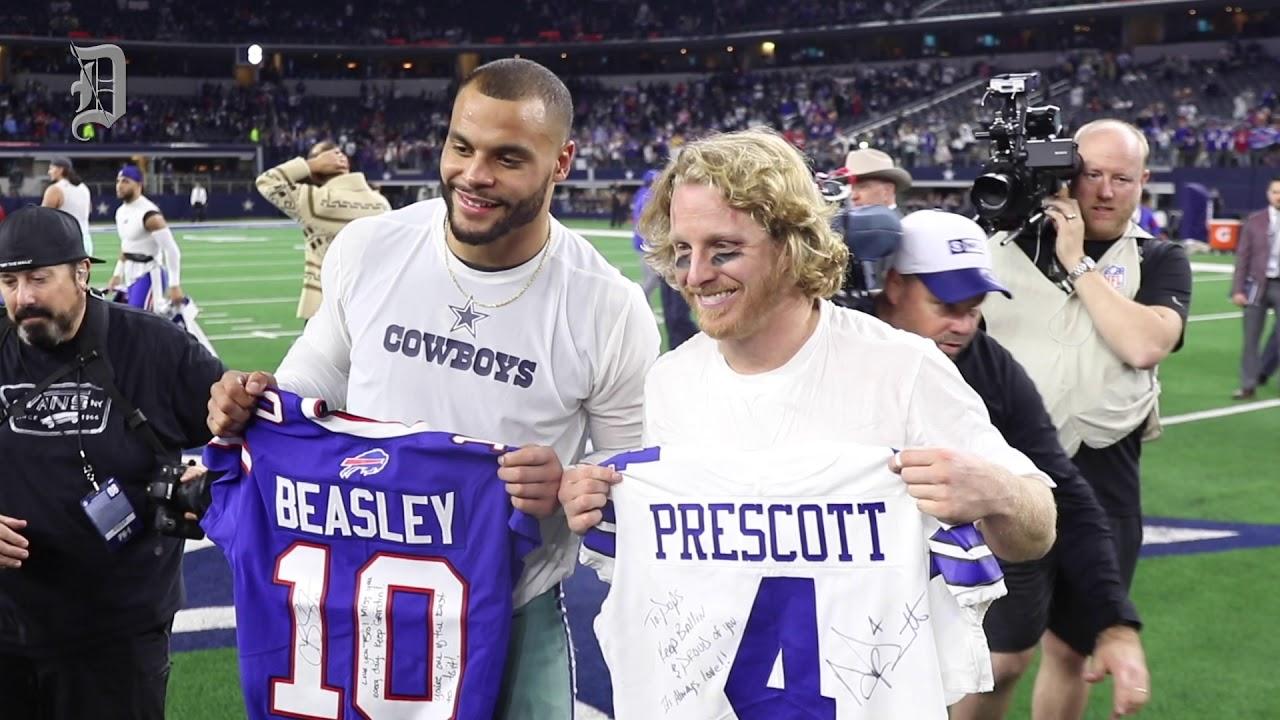 Political News: Jersey swap between Dallas Cowboys and Buffalo Bills 2019 – The Dallas Morning News