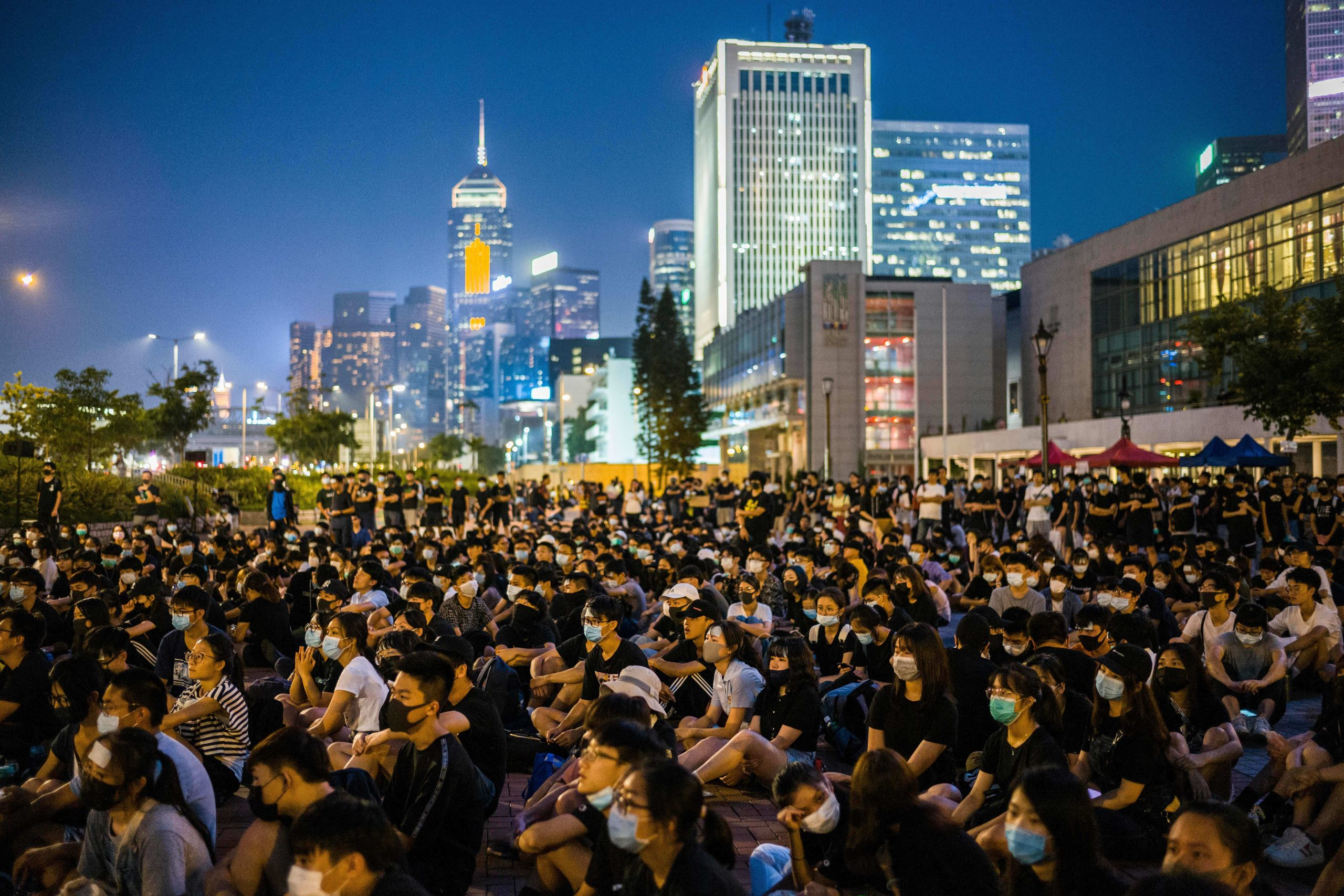 Political News: US law backing Hong Kong protests could end up hurting everyone — the US, China and Hong Kong – CNBC