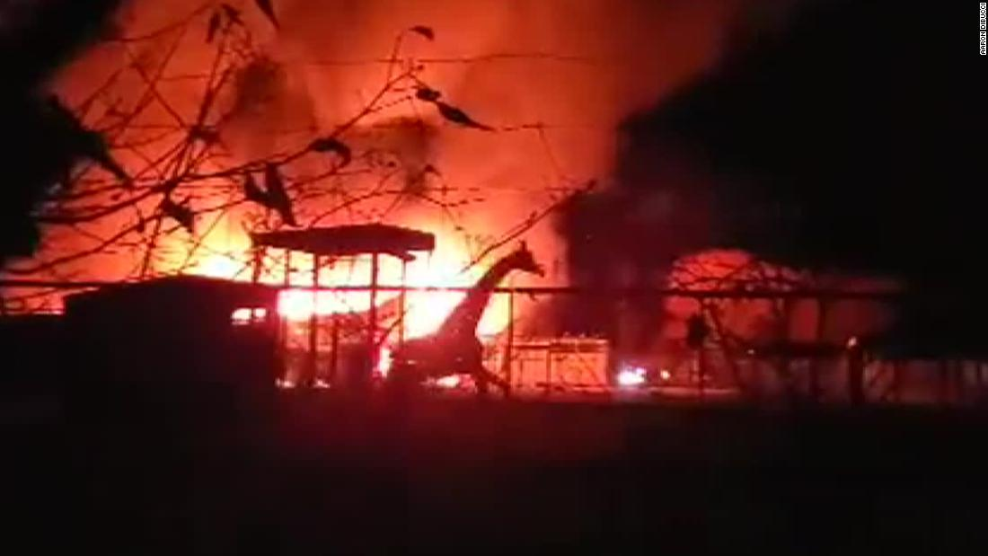 Latest News: 10 animals were killed in a fire at the African Safari Wildlife Park in Ohio – CNN