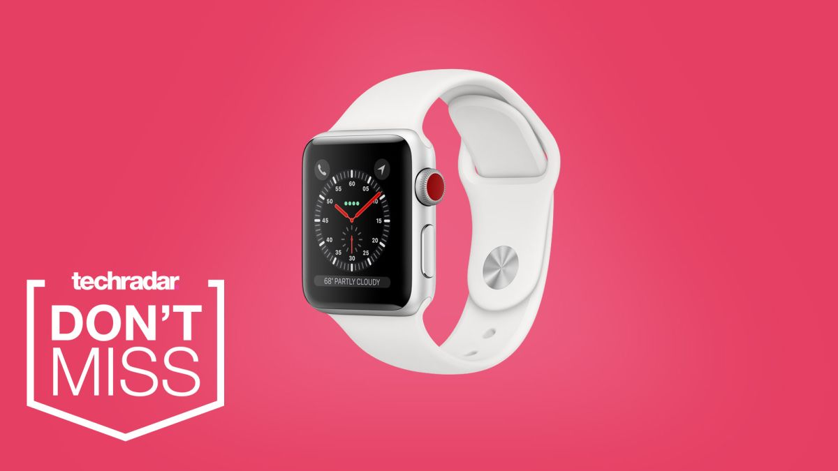 Tech News: The lowest-ever Apple Watch 3 price is back… but there's a catch – TechRadar India
