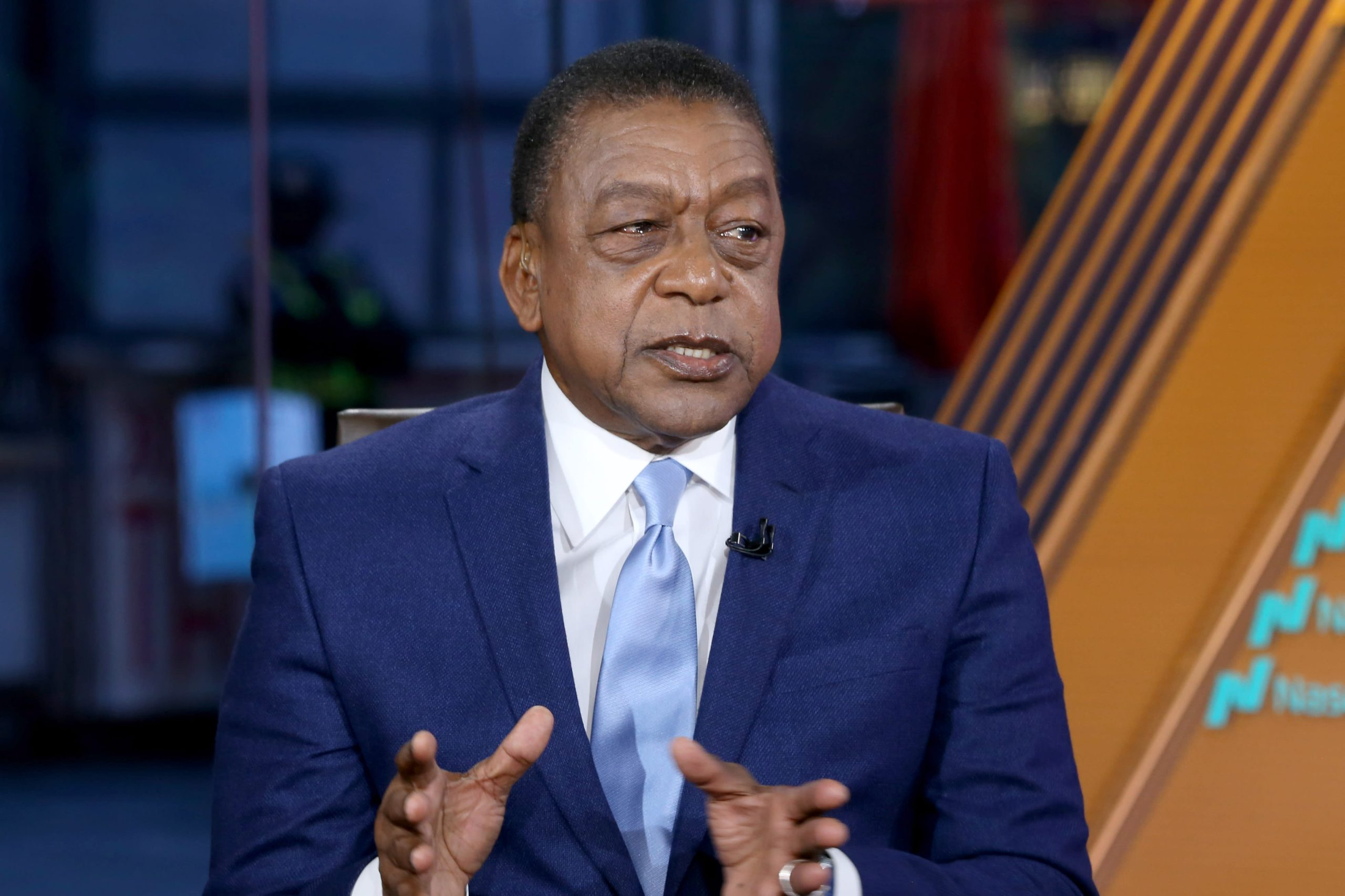 Latest News: 2020 US presidential election is Trump's to lose, says BET founder Bob Johnson – CNBC