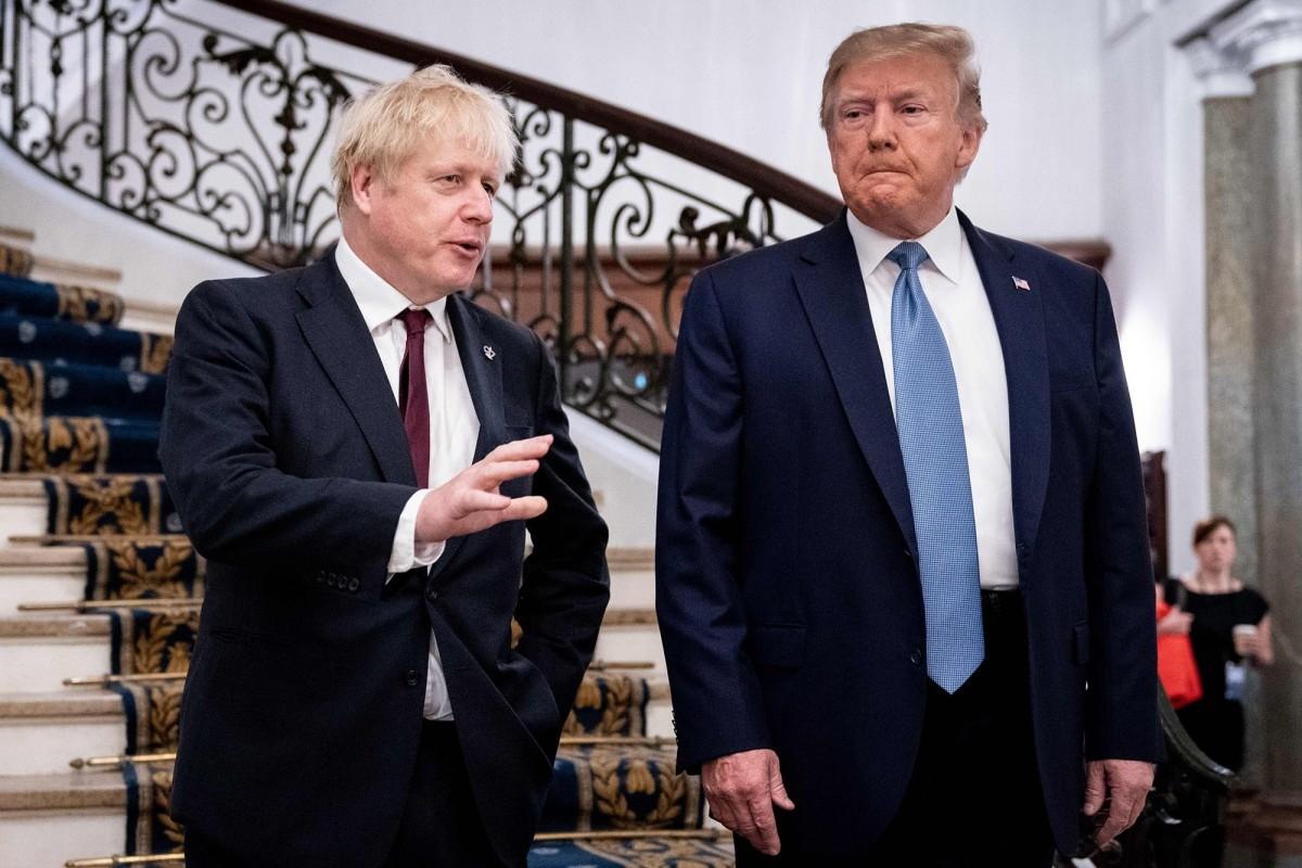 Latest News: Boris Johnson to Donald Trump: Keep out of UK election politics – New York Post