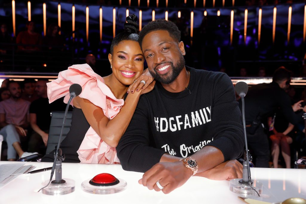Latest in Music Gabrielle Union Posts Sweet Picture with Dwyane Wade and Writes About Support After 'America's Got Talent' Firing – Showbiz Cheat Sheet