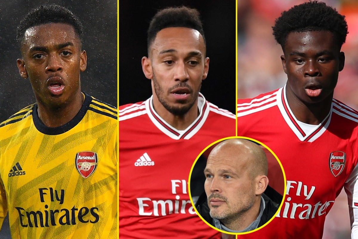 Unai Emery SACKED: Young stars Saka and Willock to flourish? How Arsenal could line up with Freddie Ljungberg