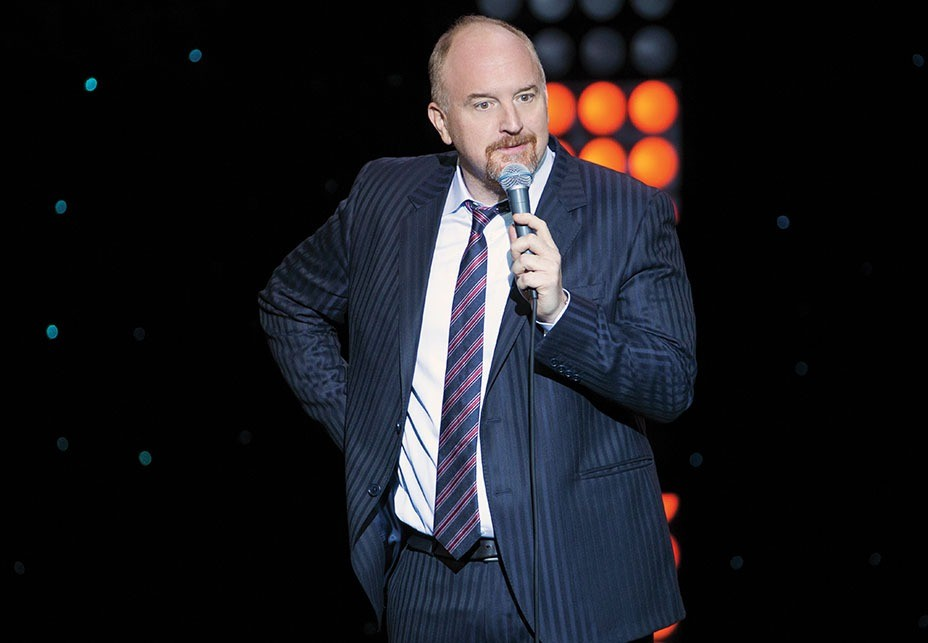 """Latest in Music Louis C.K. to Crowd in Israel: """"I'd Rather Be in Auschwitz Than New York City"""" – Hollywood Reporter"""