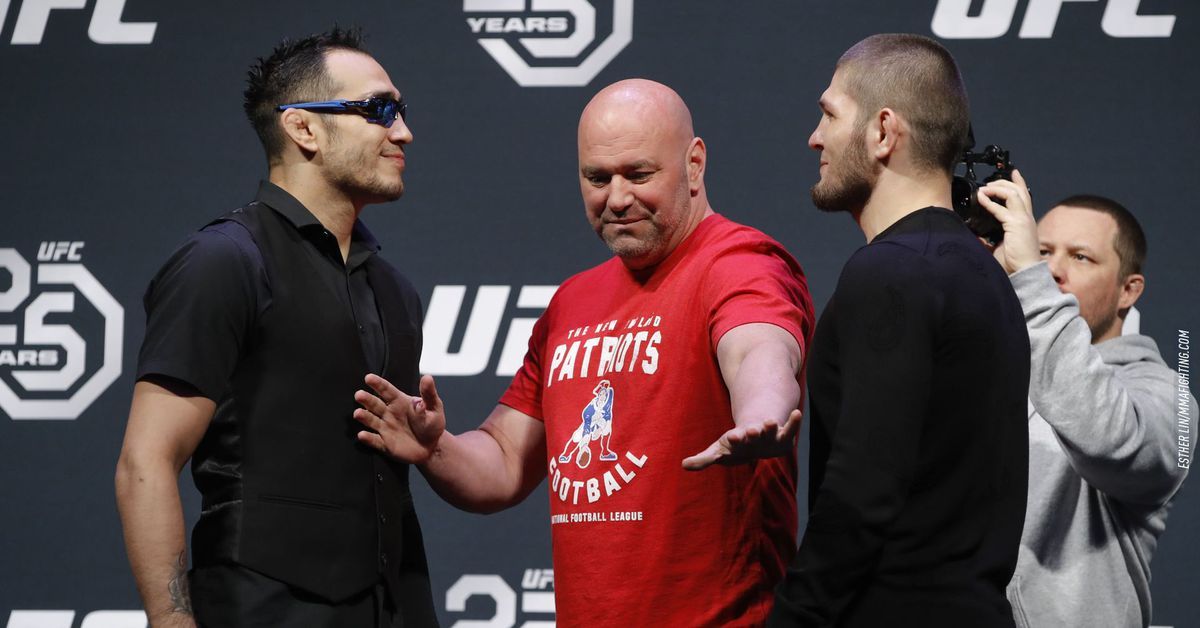 Latest News: Tony Ferguson inks his contract, fight against Khabib Nurmagomedov official for UFC event on April 18 – MMA Fighting