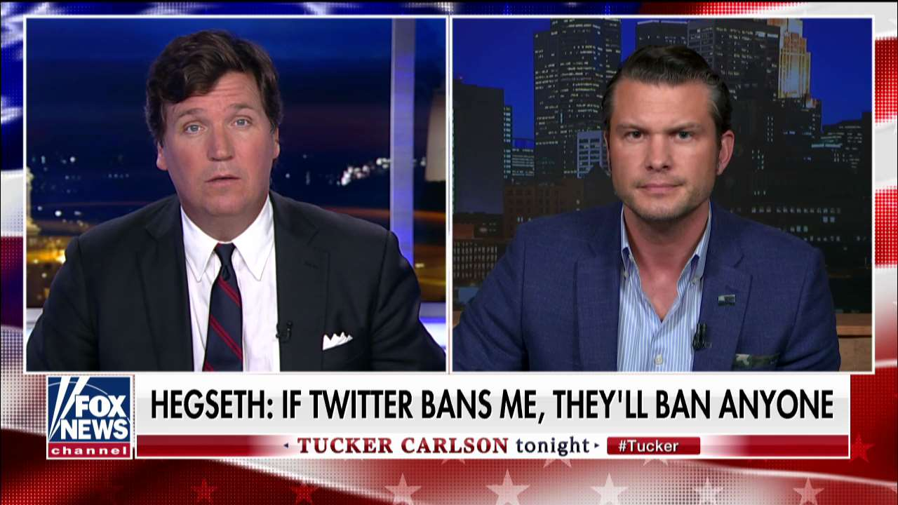 Fox News Today: Pete Hegseth responds to being kicked off Twitter after Pensacola attack tweet