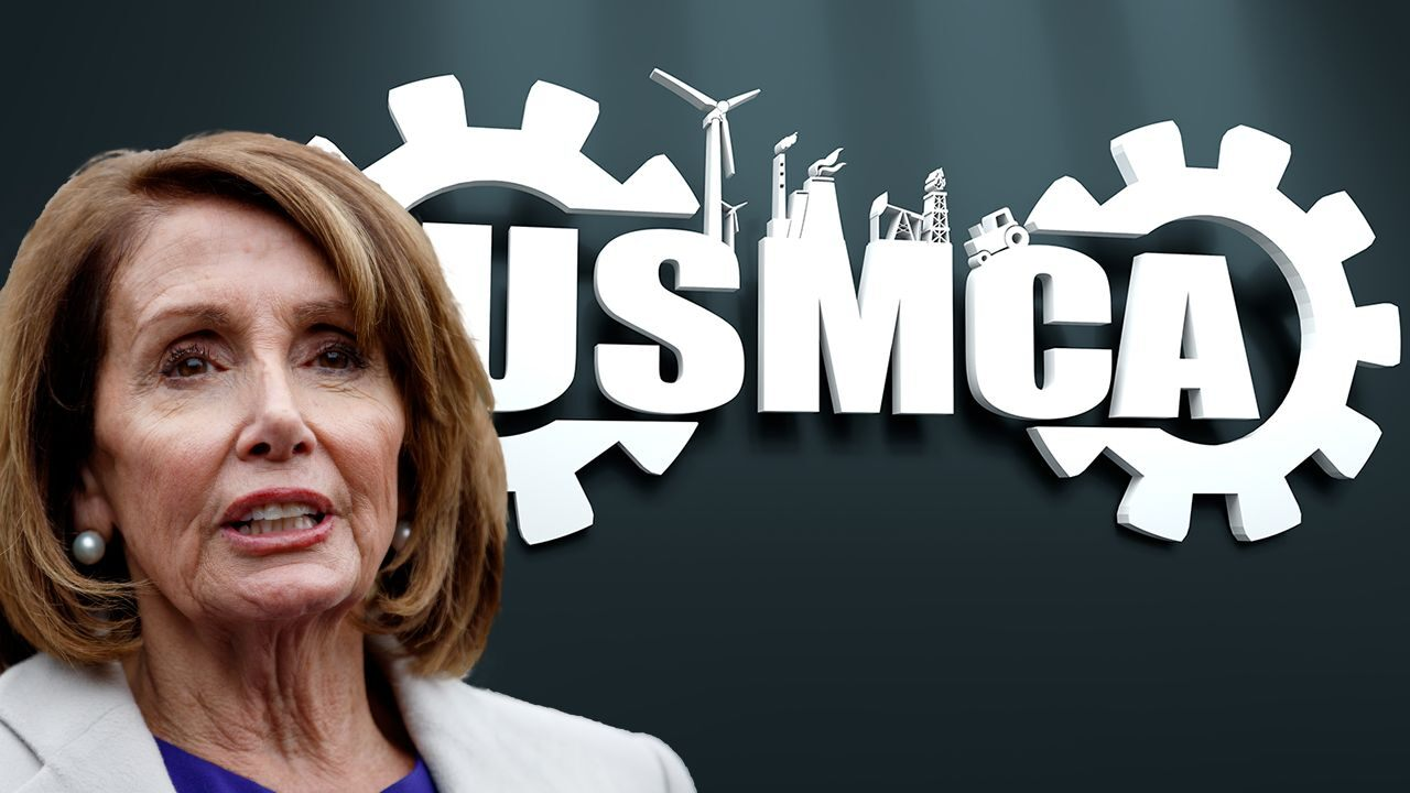 Fox News Today: Historic USMCA deal is much better than NAFTA: Pelosi